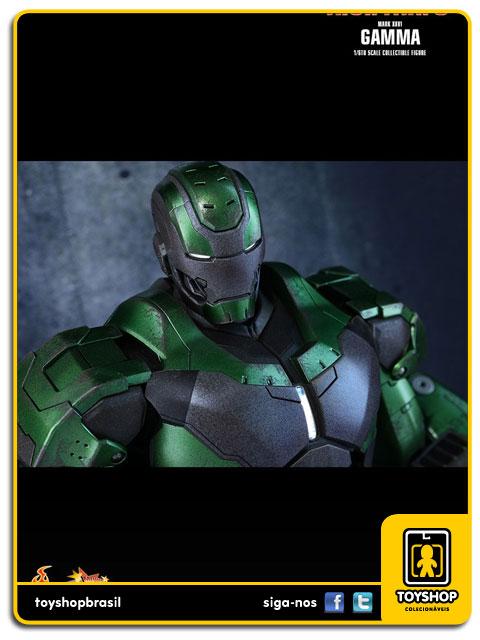 Iron Man 3: Iron Man Mark XXVI Gamma - Hot Toys