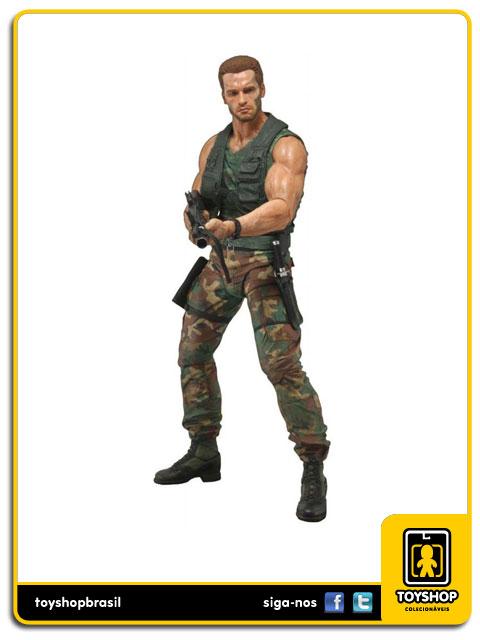 Predator: Jungle Patrol Dutch 1/4 - Neca