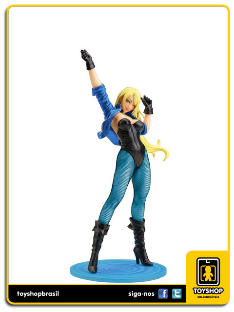 DC Comics Bishoujo: Black Canary Limited Edition - Kotobukiya