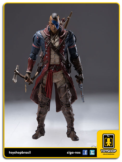 Assassin´s Creed 5: Revolutionary Connor - Mcfarlane