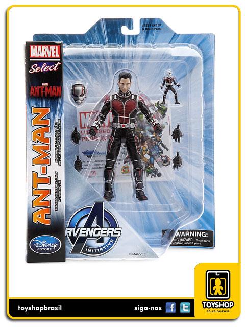 Marvel Select: Ant-Man Disney Store - Diamond