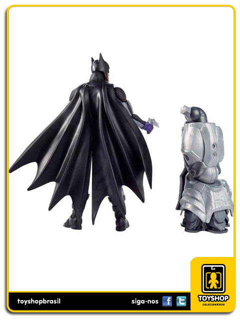 Dc Comics Multiverse Batman: Batman Zero Year - Mattel