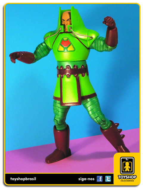 Crisis Infinite Earths: Battle Armor Lex Luthor - Dc Direct