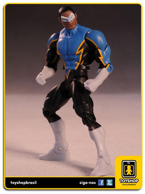 Superman Batman Public Enemies: Black Lightning - Mattel