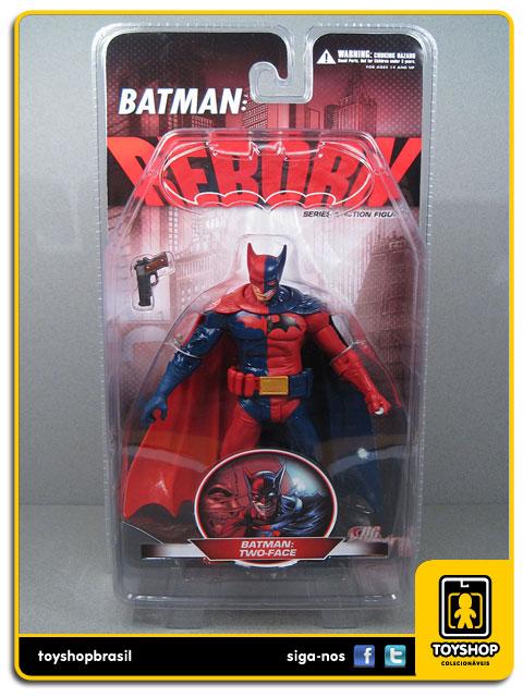Batman Reborn: Batman Two-Face- Dc Direct