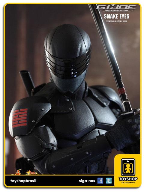 G.I. Joe Retaliation: Snake Eyes - Hot Toys