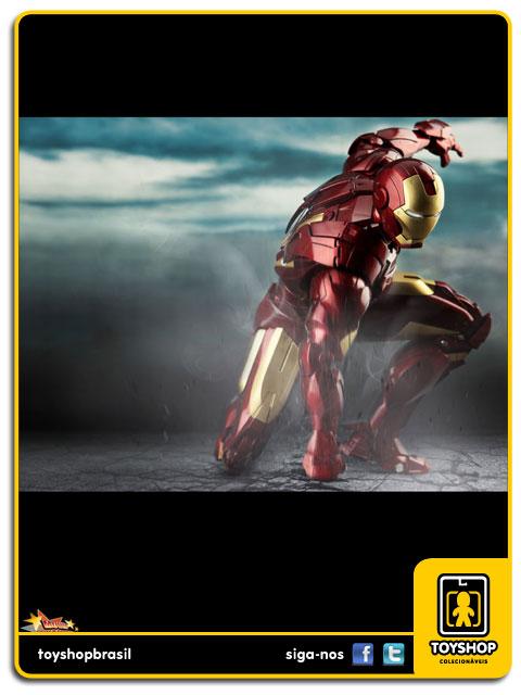 Iron Man 2: Iron Man Mark IV - Hot Toys