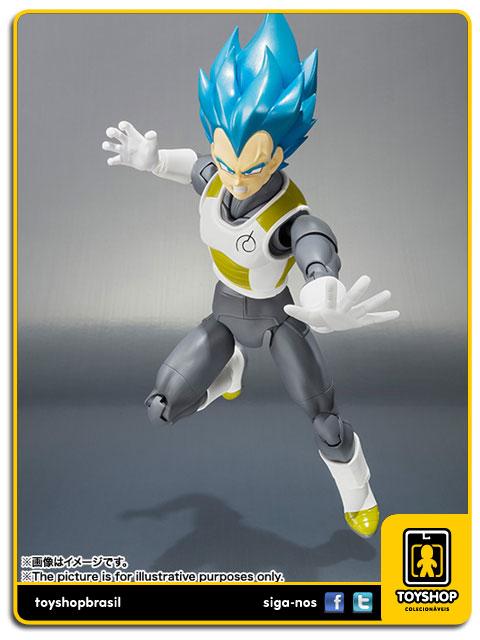 Dragon Ball Z S.H. Figuarts: Super Saiyan Vegeta God - Bandai