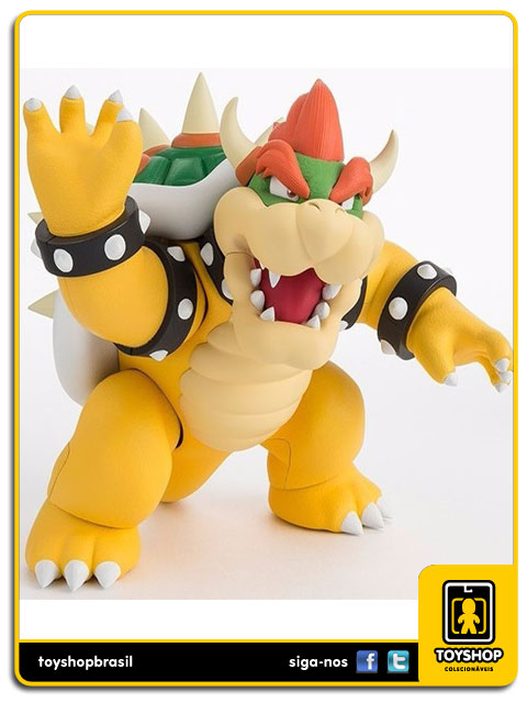 Super Mario Bros S.H. Figuarts: Bowser - Bandai