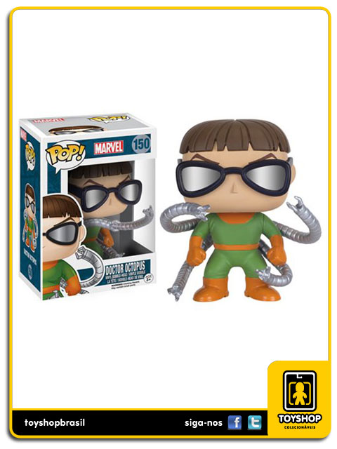 Marvel: Doctor Octopus Pop - Funko