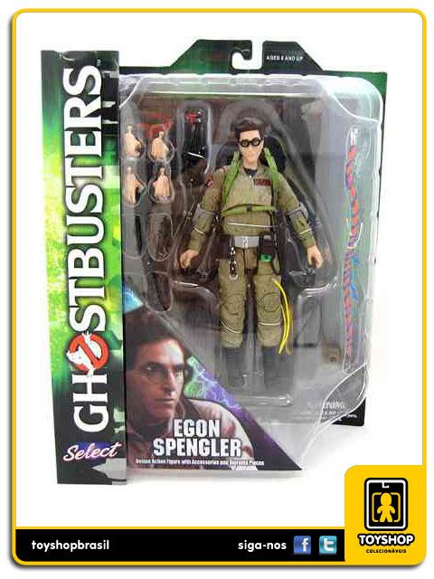 Ghostbusters Egon Spengler Diamond Select