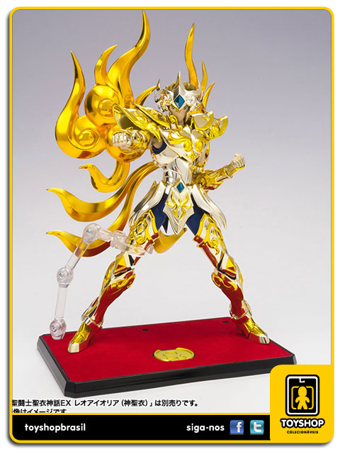 Cavaleiros Do Zodíaco Soul Of Gold: Stage Set Display - Bandai