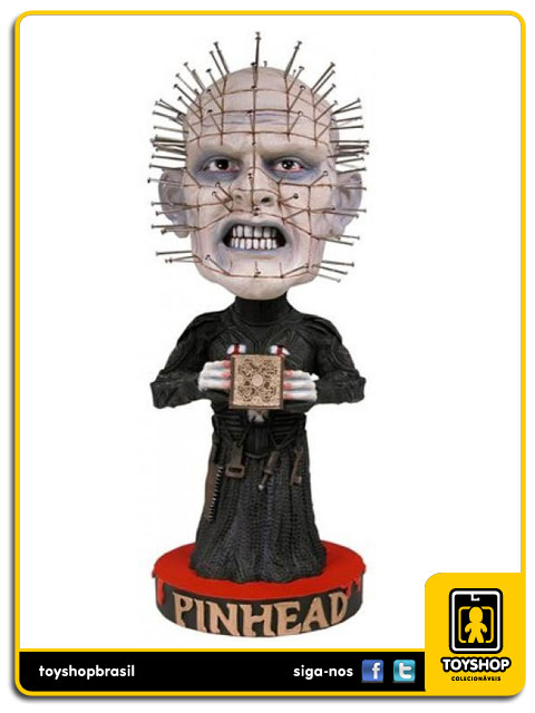 Hellraiser: Pinhead Head Knockers - Neca Toys
