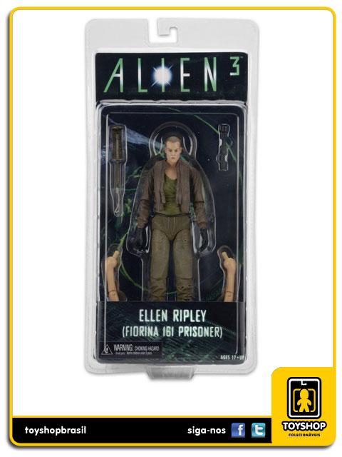 Alien 3: Ellen Ripley ( Fiorina 161 Prisoner) - Neca