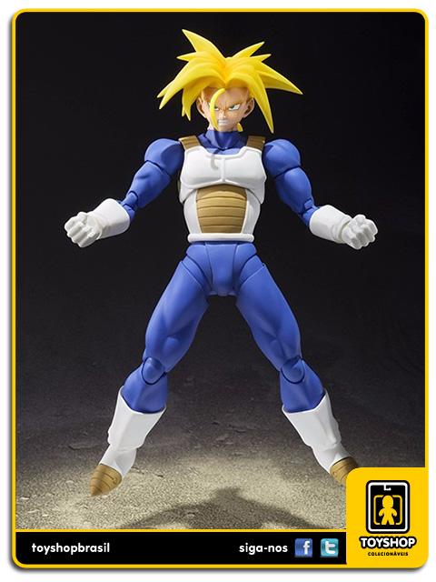 Dragon Ball Z S.H. Figuarts: Super Saiyan Trunks - Bandai