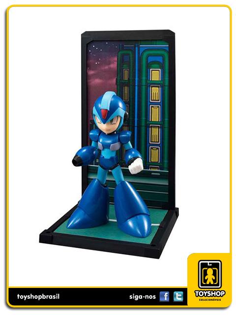 Megaman X Tamashii Buddies: Rockman - Bandai