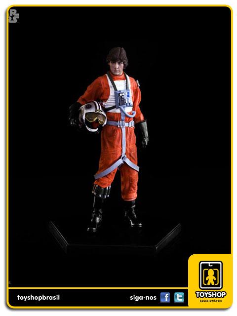 Star Wars:  Luke Skywalker X-Wing Pilot  Art Scale 1/10 - Iron Studios