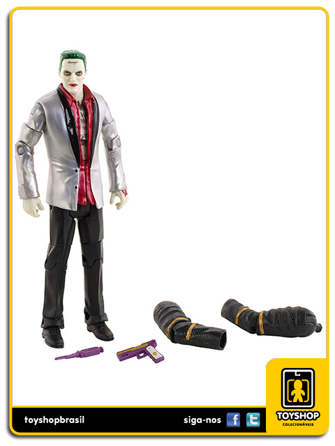Suicide Squad: The Joker Exclusivo - Mattel