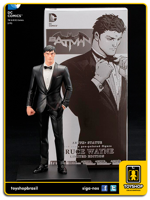 DC Comics: Bruce Wayne ARTFX+ SDCC - Kotobukiya
