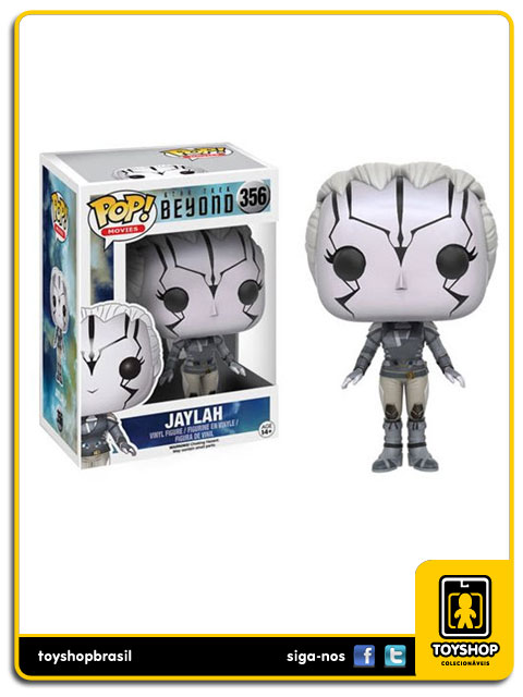 Star Trek Beyond: Jaylah Pop - Funko