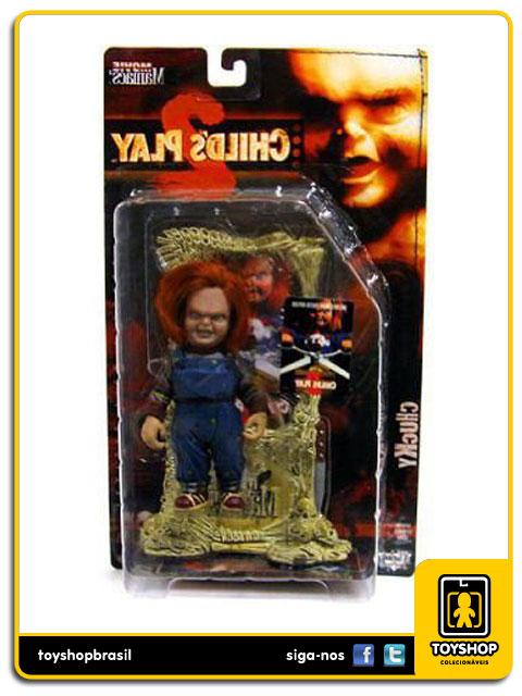 Movie Maniacs: Chucky Child´s Play 2- Mcfarlane