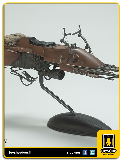 Star Wars: Speeder Bike 1/6 - Sideshow Collectibles