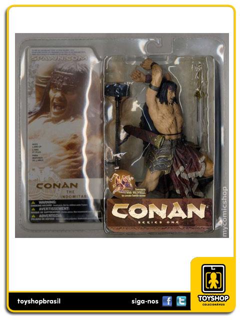 Conan Serie 1: Conan the Indomitable - Mcfarlane
