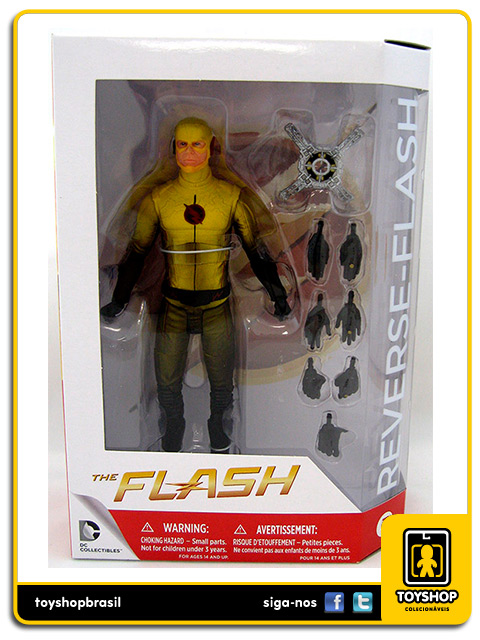 The Flash TV Series: Reverse - Flash - DC Collectibles