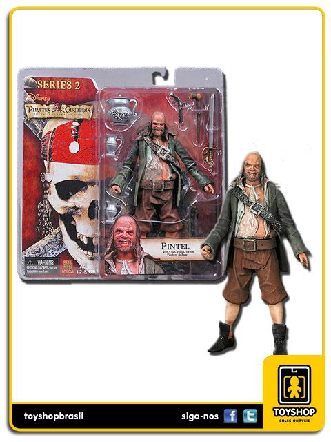 Pirates of the Caribbean Séries 2 : Pintel  - Neca