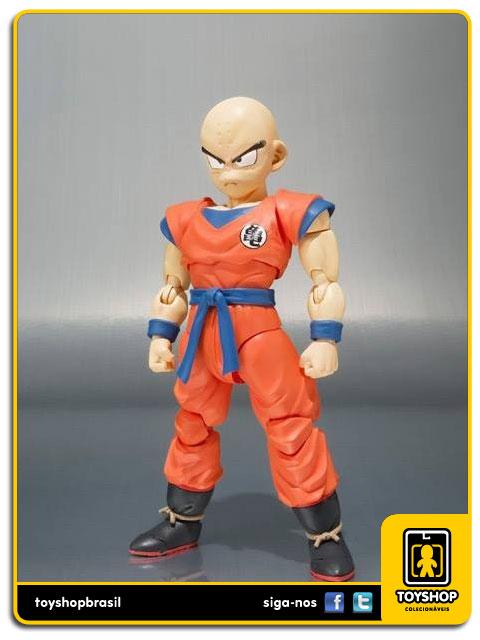 Dragon Ball Z Figuarts: Kuririn - Bandai