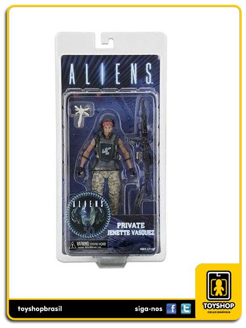Aliens: Private Jenette Vasquez - Neca