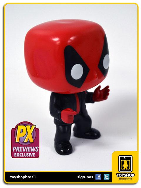 Marvel: Deadpool Dressed to Kill PX Exclusive Pop - Funko