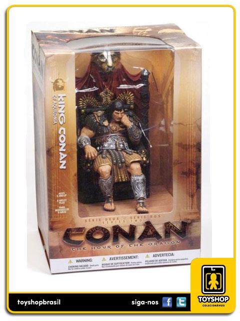 Conan Serie 2: King Conan Of Aquilonia - Mcfarlane