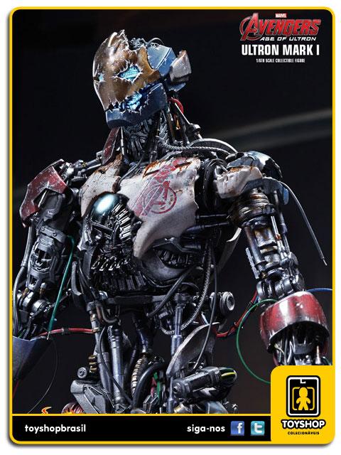 Avengers Age of Ultron: Ultron Mark I - Hot Toys