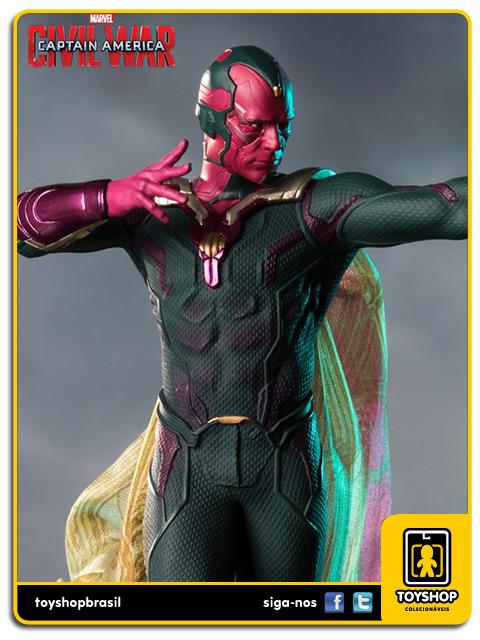 Captain America Civil War: Vision Art Scale 1/10 - Iron Studios