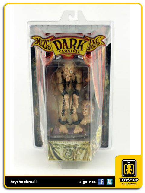 Dark Carnival: The Browning Brothers - Mezco Toyz