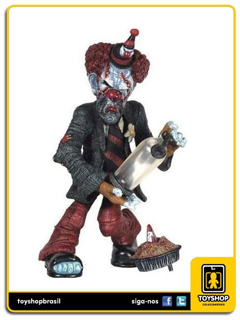 Dark Carnival: Stitches The Clown - Mezco Toyz
