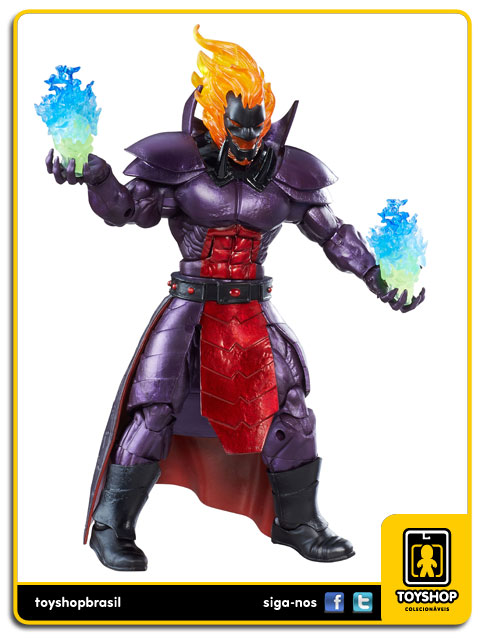 Marvel Legends Dormammu: Set Completo 8 Figuras - Hasbro