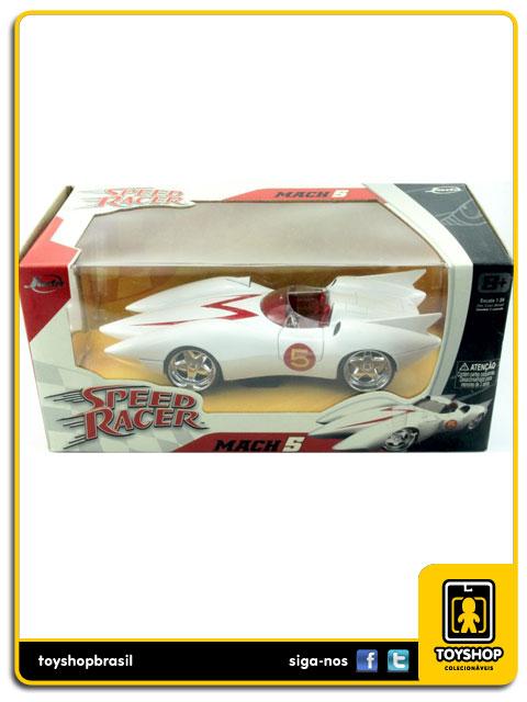 Speed Racer: Mach 5 - Jada Toys