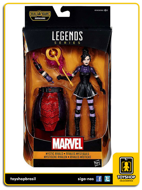 Marvel Legends Dormammu: Nico Minoru - Hasbro