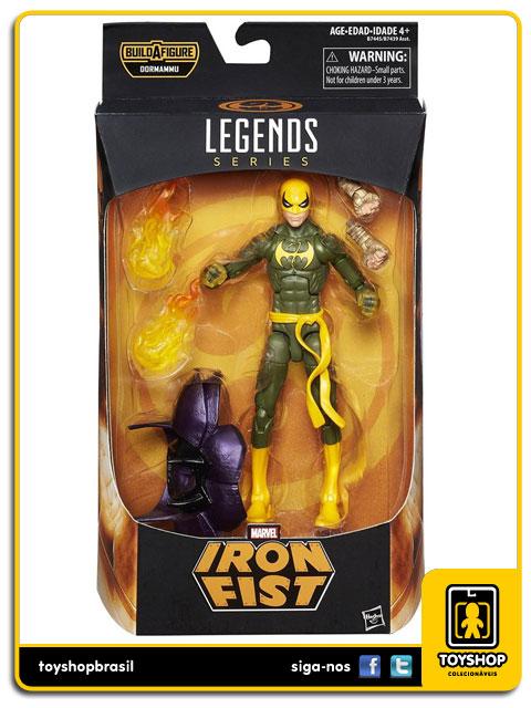 Marvel Legends Dormammu: Iron Fist - Hasbro