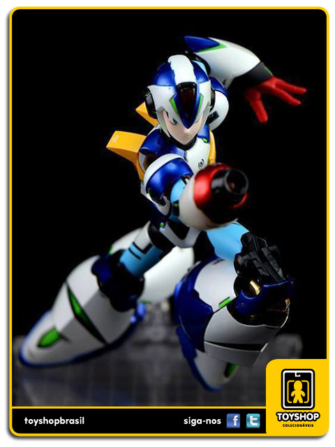 Mega Man Designer Series: X-Boost SDCC 2016 - Trueforce