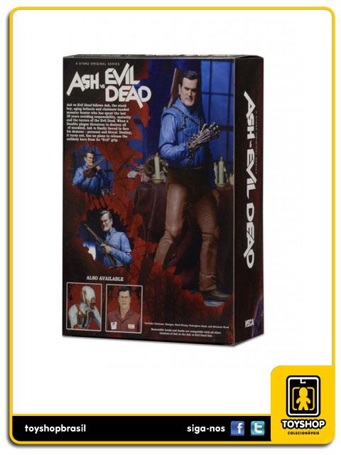 Ash vs Evil Dead: Ash Williams (Hero) - Neca