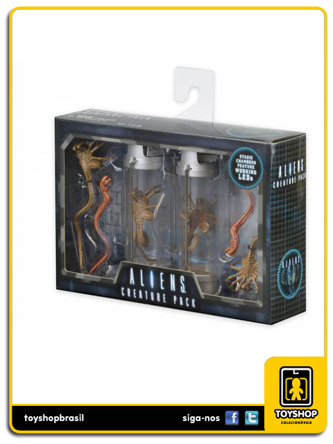 Aliens: 30th Anniversary Deluxe Creature Pack - Neca