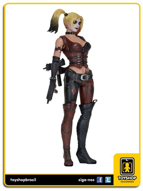 Batman Arkham City Harley Quinn 1/4  Neca