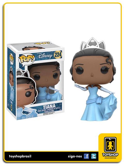 Disney: Tiana Pop - Funko