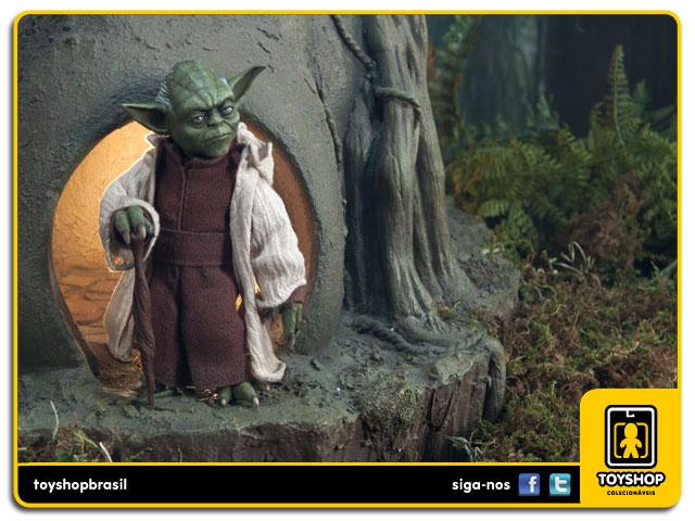 Star Wars: Yoda  Jedi Master  Sixth Scale 1/6 - Sideshow