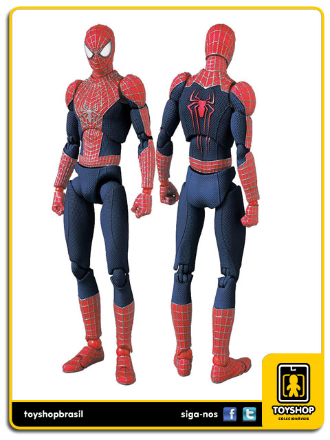 The Amazing Spider Man 2: Spide-Man Mafex - Medicom