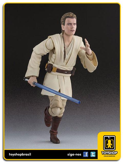 Star Wars S.H. Figuarts: Obi-Wan Kenobi - Bandai