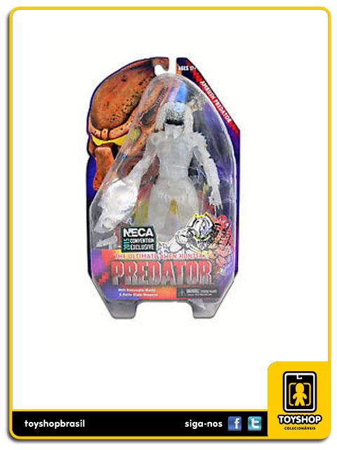 Predator The Ultimate Alien Hunter: Ambush Predator Exclusivo - Neca